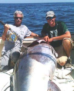 Gloucester tuna fishing on Tuna Hunter