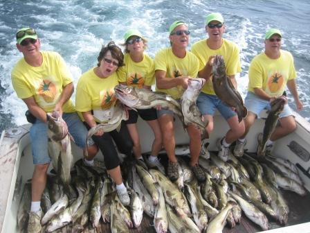 Gloucester haddock fishing