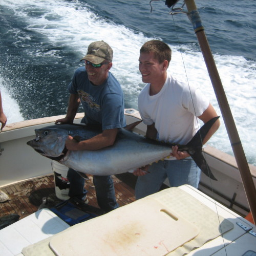 Gloucester fishing charters