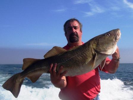 Spring Cod Fishing Gloucester