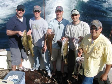 Gloucester Deep Sea Fishing Charters