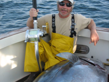 Tuna fishing Gloucester