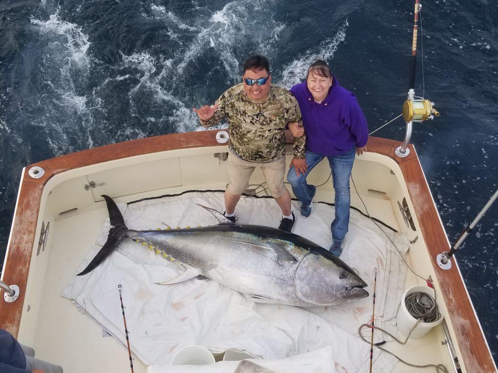 Tuna Success