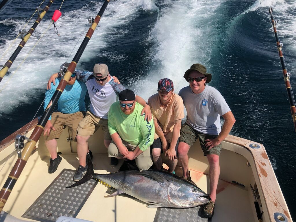 Albany Crew 250lb Bluefin